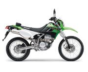 Harga Kawasaki KLX 250 Tangerang