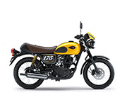 Kawasaki W175 CAFE Bekasi