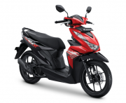 Honda All New Beat CBS Pematangsiantar