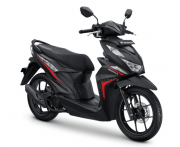 Honda All New Beat CBS ISS Asahan