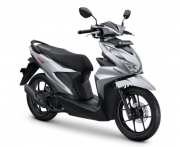 Honda All New Beat Deluxe CBS ISS Demak