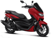 Yamaha All New NMax 155 Jembrana