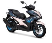 Harga Yamaha Aerox 155 VVA S Doxou Buton Tengah