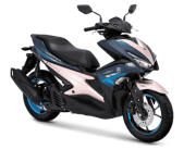 Yamaha Aerox 155 VVA S Doxou Padang