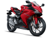 Honda CBR 250RR - ABS Bravery Mat Red Demak