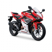 Honda CBR 150R Racing Red ABS Kudus