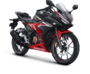 Honda CBR 150R Dominator Matte Black STD Demak