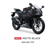 Honda CBR 150R Dominator Matte Black ABS Demak