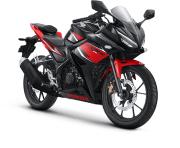 Harga Honda CBR 150R Victory Black Red STD Indragiri Hulu