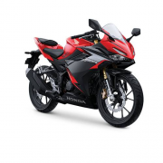 Honda CBR 150R Victory Black Red ABS Demak