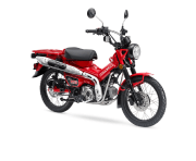 Honda CT125 Bondowoso