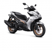 Yamaha Aerox 155 Connected ABS Cilegon
