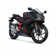 Honda CBR 250RR - ABS Mat Gunpowder Black Metallic Nganjuk