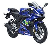 Yamaha All New R15 Yamaha Movistar Livery Indramayu