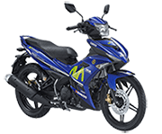 Yamaha Jupiter MX King 150 Yamaha Movistar Livery Bandung