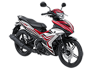 Yamaha Jupiter MX 150 Padang