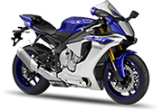 Yamaha All New R1 Palangkaraya