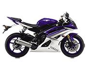Yamaha R6 Padang