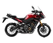 Yamaha MT09 Tracer Bogor