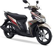 Yamaha Mio Z Padang