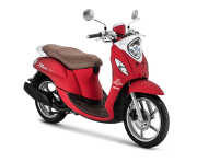 Yamaha New Fino Grande 125 Blue Core Jambi