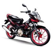 Harga Suzuki All New Satria F150 Blackfire Tomohon