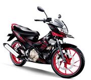 Suzuki All New Satria F150 Blackfire Pinrang