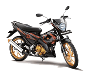 Suzuki All New Satria F150 Pinrang
