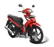 Suzuki New Smash FI R Pinrang
