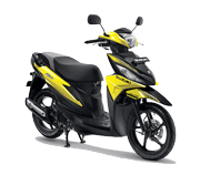 Harga Suzuki Address Playful Mamberamo Raya
