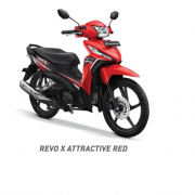 Harga Honda Revo X Banyuasin