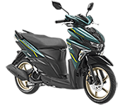Yamaha All New Soul GT AKS SSS Jembrana