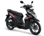Harga Honda BeAT Sporty CW Bombana