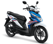 Honda BeAT Sporty CBS Bondowoso