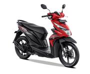 Harga Honda BeAT Sporty CBS ISS Samarinda