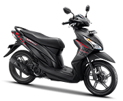 Honda Vario 110 CBS Advanced Gresik