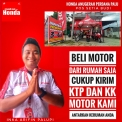 Sales Dealer Honda Palu