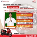 Sales Dealer Honda Kebumen
