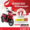 Sales Dealer Honda Gresik