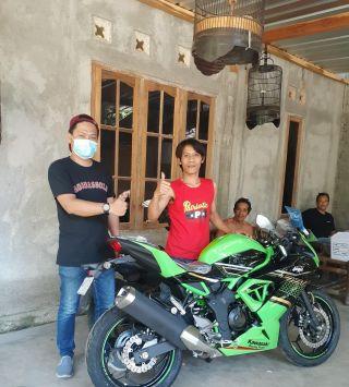 Dealer Kawasaki Yogyakarta