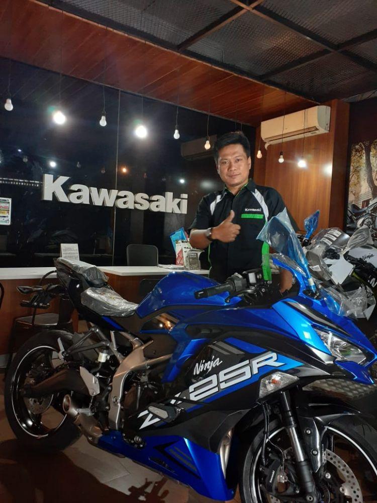 Kawasaki Yogyakarta