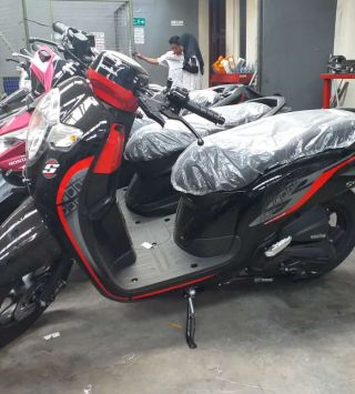 Dealer Honda Demak
